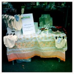 By hook or by crook stand at the Birkenhead Artisan Markets, September 2012